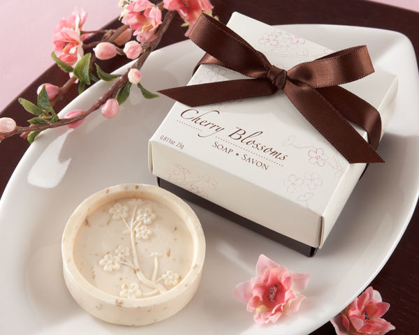 """""""Cherry Blossom"""" Scented Soap 336-S"""