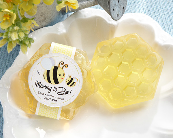 """""""Mommy To Bee"""" Honey-Scented Honeycomb Soap 194-BABYSOAP"""