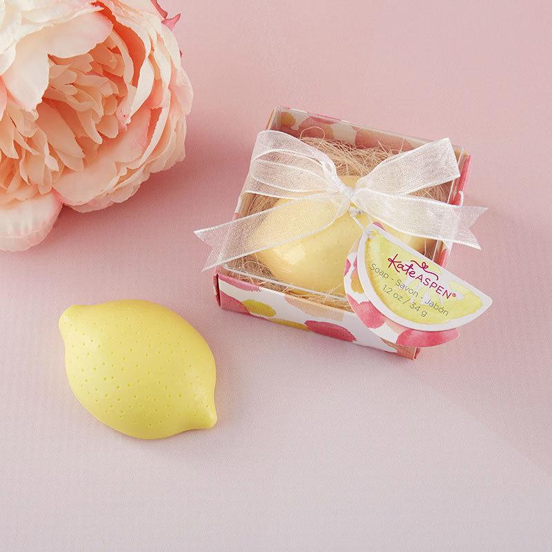 Lovely Lemon Soap 358-SOAP