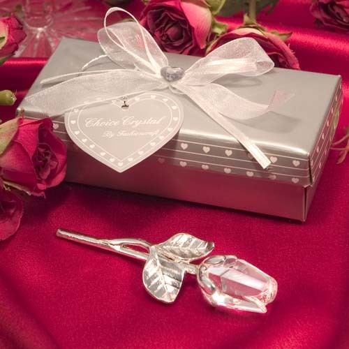 Choice Crystal Long Stem Rose 108-FLOWER
