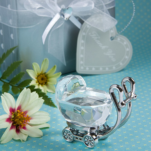Choice Crystal by Fashioncraft - Baby Carriage 268-BABY