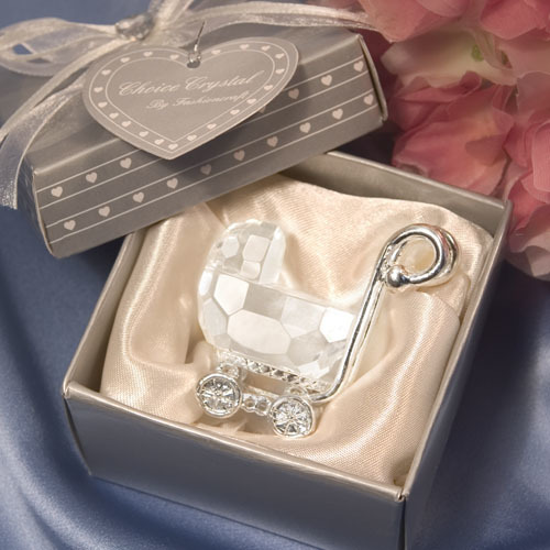 Choice Crystal by Fashioncraft - Baby Carriage