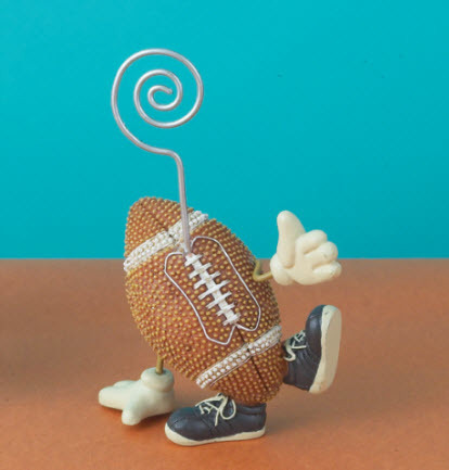 Football Place Card Holders 762-PCH