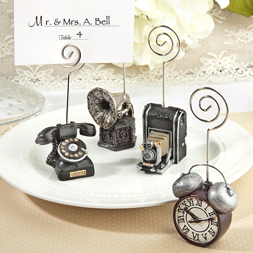 Assorted Vintage Design Place Card Holders 692-PCH