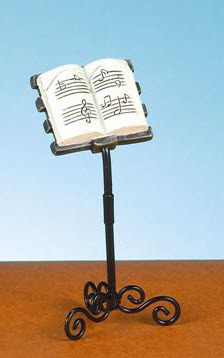 Music Stand Place Card Holders 760-PCH