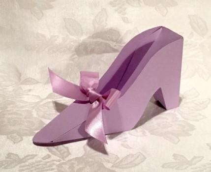 Fabulous High Heel Pump Favor Boxes - Many Colors!