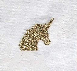 Glitter Unicorn Confetti Table Decorations (100 Pieces) 134-DecorEssentials