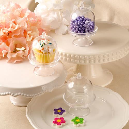 Medium Size Cake Stands For Treats & Cupcakes 245-CUPCAKE