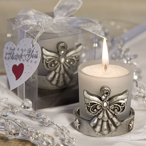 Angelic Candle Holder Favors 260-BC