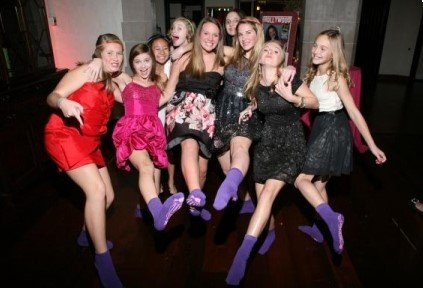 Bar & Bat Mitzvah Grippy Socks