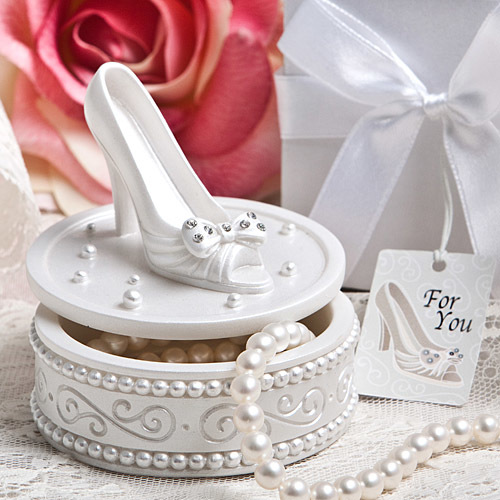 Magical Shoe Design Trinket Boxes 156-SHOE