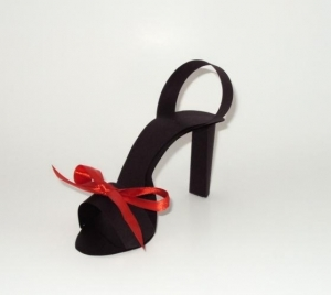 Stiletto Favor Boxes - Many Color Choices! 161-SHOE