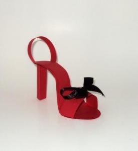 Stiletto Favor Boxes - Many Color Choices!