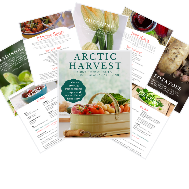 Arctic Harvest - A Simplified Guide to Successful Alaska Gardening 00000