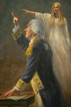 GEORGE WASHINGTON'S VISION AT VALLEY FORGE
