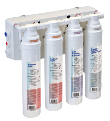 Aqua Flo Platinum Quick Change Ultra Filtration System