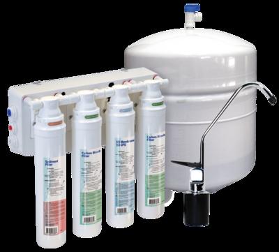 Aqua Flo Platinum QCRO Reverse Osmosis, 50 GPD