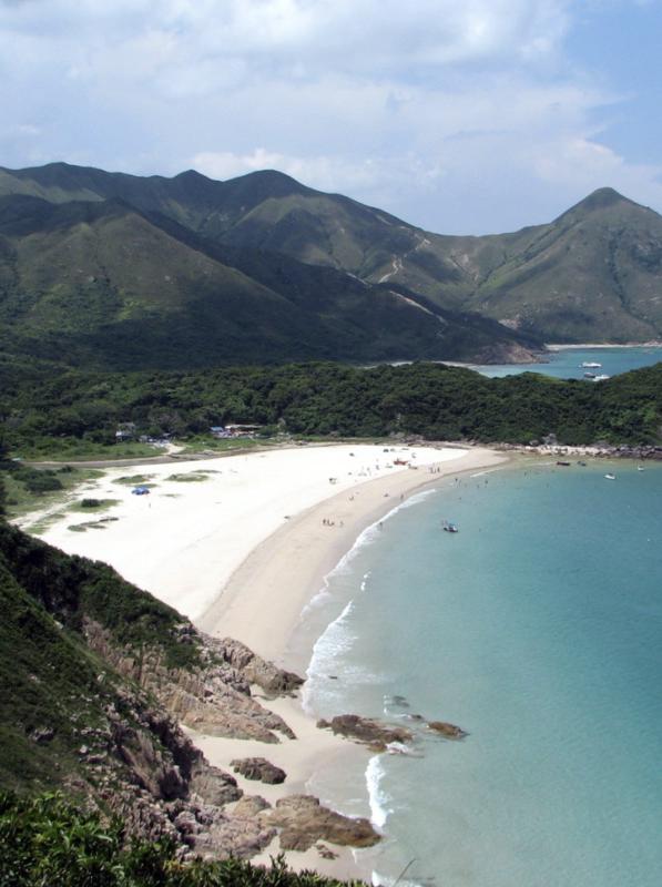 Sai Kung Hiking Trip