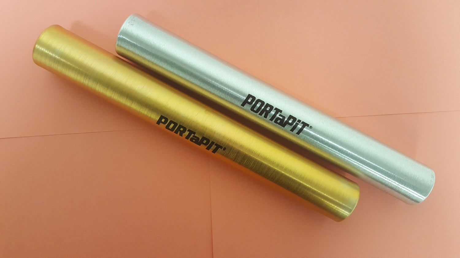 Baton, track, light-weight aluminum