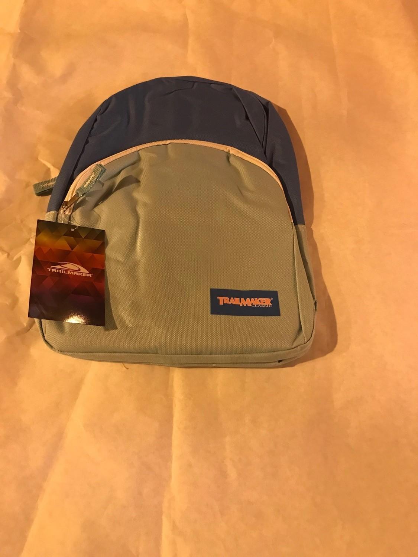 """Backpack, Elem size, 15"""" 24/cs, 5 color girls assort.1 case = 24 each"""
