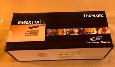 Toner, Lexmark Printer for E460 Series Printers, E460 SERIES PRINTERS, E-460X11A (15,000 PAGES)