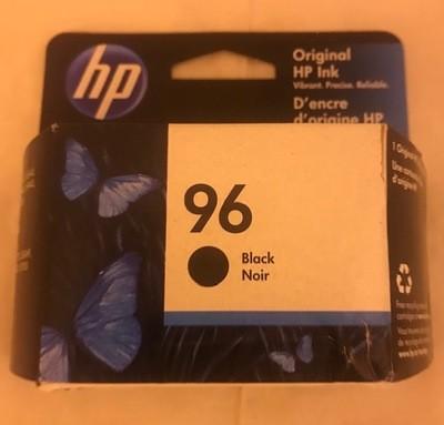 Cartridge, Ink, Black HP #96