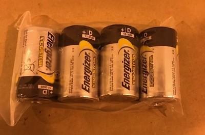 Battery, Alkaline, Size