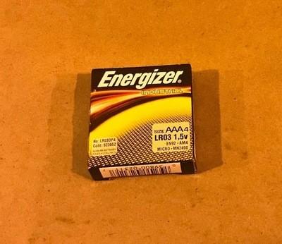 Battery,  Size