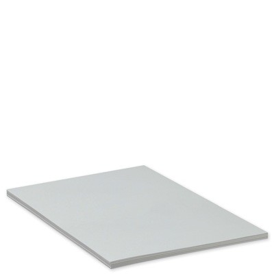 Paper, White, Drawing Paper, 18