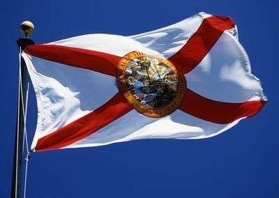 Flag, Florida, 3' x 5' Indoor/Outdoor Anin 140960