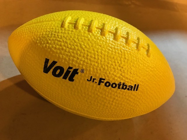 Foam Football, Official size