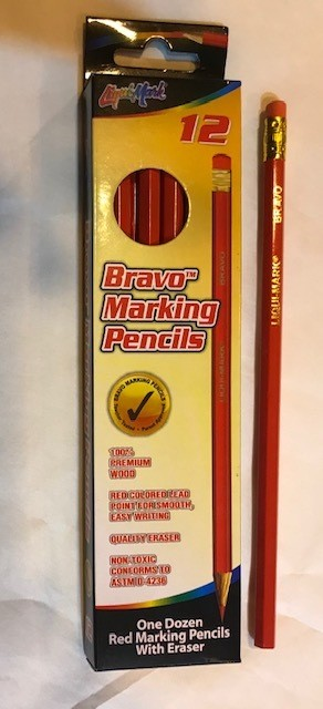 Pencil, Red D