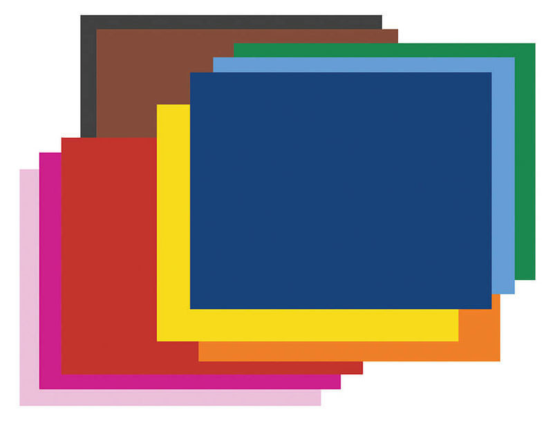 "Poster Board, Assorted Colors, 22""X 28"" 25/ SHEETS/PK"