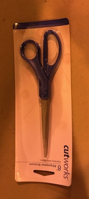 Scissors, Shears, made of ferro-alloy with high cutting edge