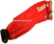 BAG, VACUUM CLOTH #53469-23 SANITAIRE 888J W/DUAL ZIPPERS