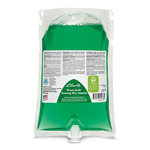 Soap, Hand, Foaming BETCO CLARIO GREEN EARTH #78129-00 / 6/CASE