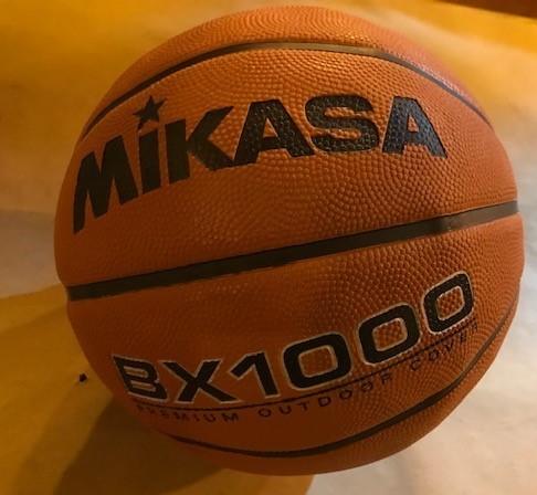 """Men's Basketball, Official size, 29.5"""", indoor/outdoor"""