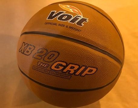"""Men's Basketball, Regulation Size, 29.5"""", game ball, indoor/outdoor"""