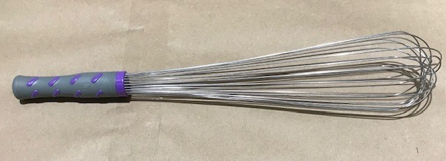 "WIRE WHISK,PIANO, 18"" HEA"