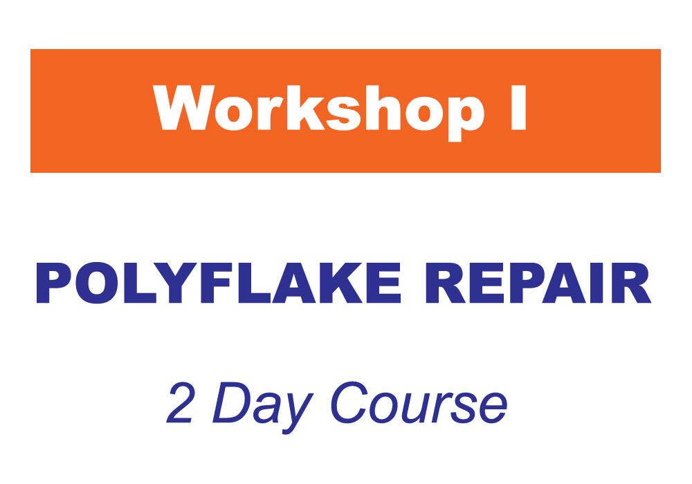Workshop 1 - Polyflake Repair