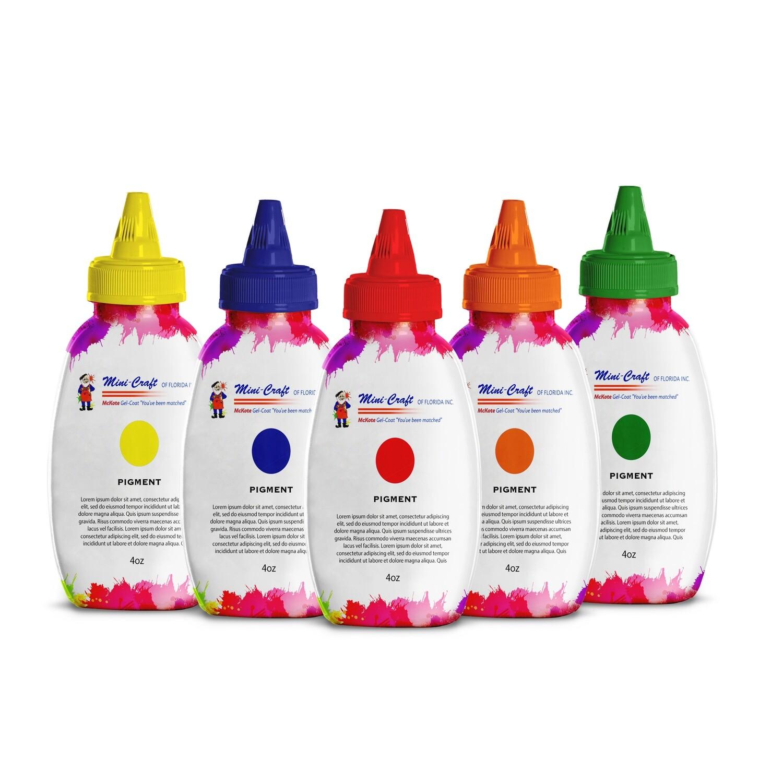13 Color Pigment Kit