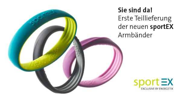 Energetix - Sportarmband