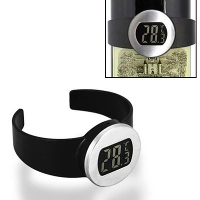 Термометр-браслет для вина