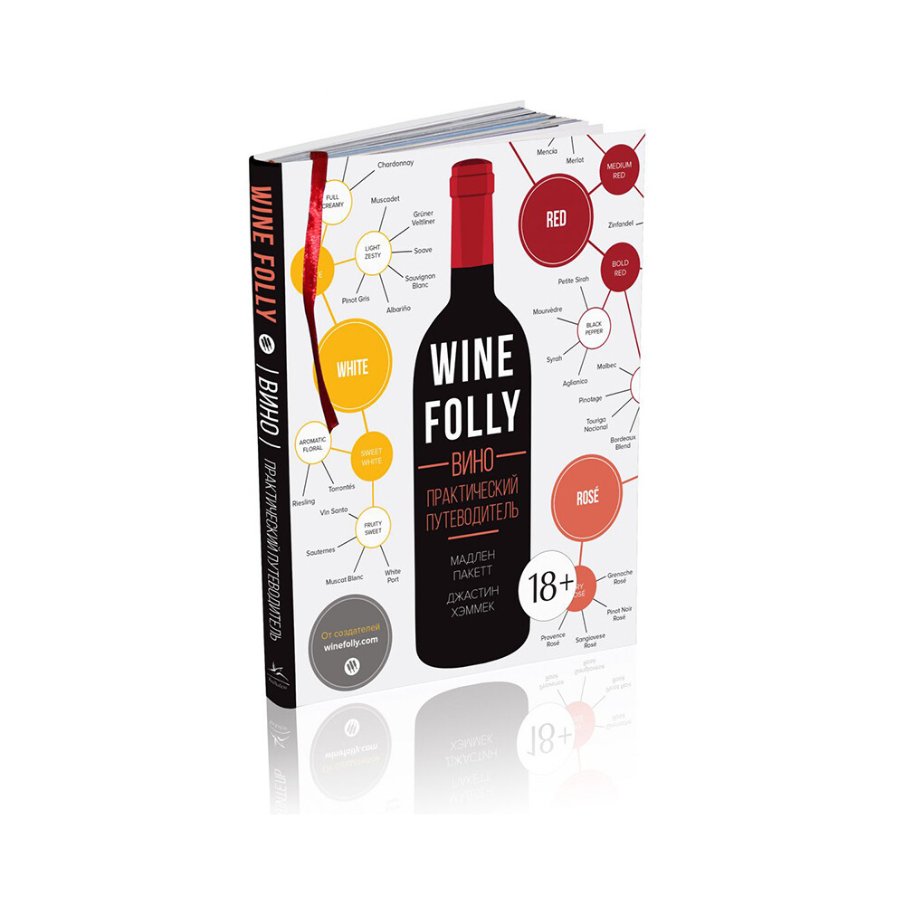 Вино. Практический путеводитель от WineFolly.com