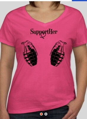 Ladies Breast Cancer