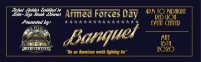 Armed Forces Day Banquet Tickets