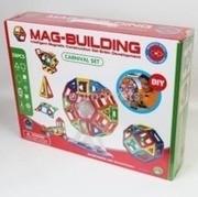Конструктор Mag-Building (58 дет.)