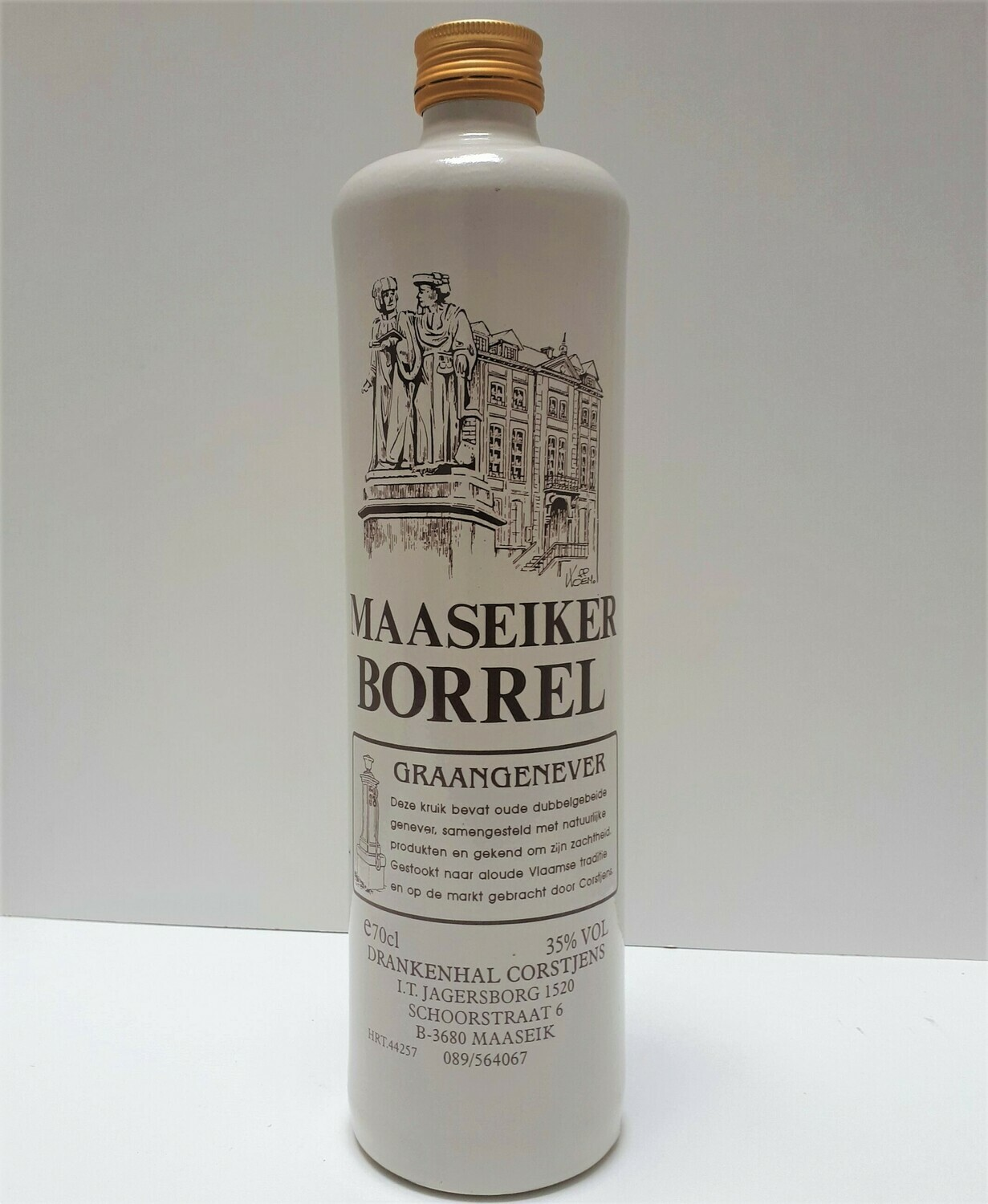 Maaseiker borrel