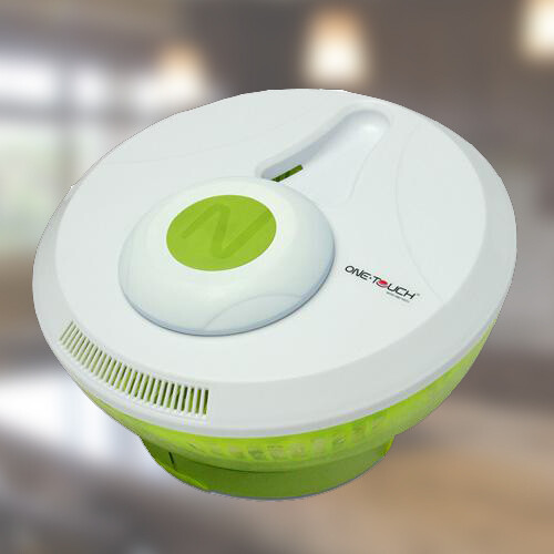 One Touch Automatic Salad Wash & Spin