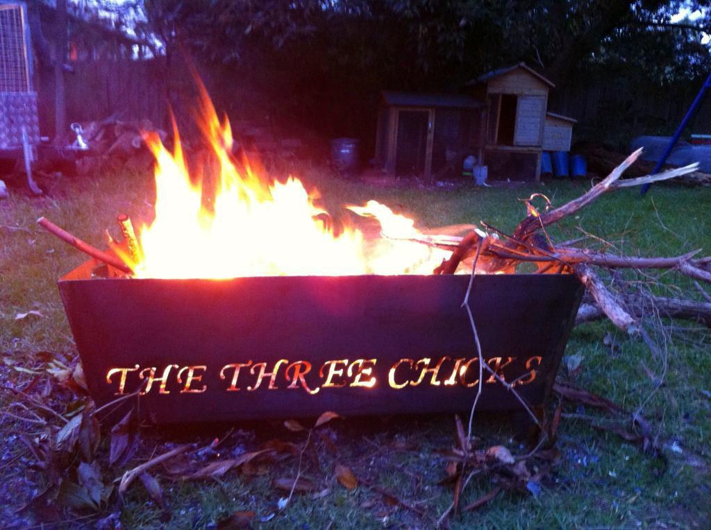 Fire Pitt Large